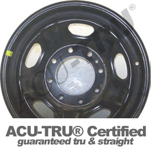 17x7.5 Ford F250, F350 Steel Wheel Rim - 3828, 3840