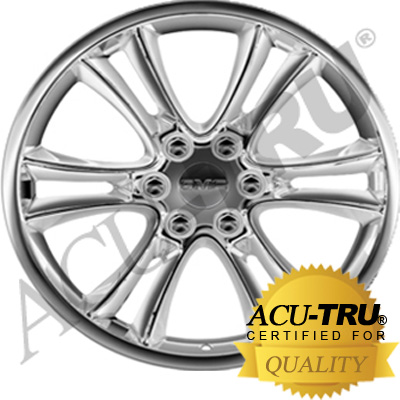 20x7.5 GM Wheel for Various Models - 4087 chrome