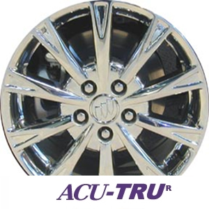 17x7 Buick Lucerne Wheel Rim - 4089, 4090, 4091 chrome
