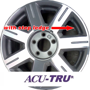 "17"" Cadillac Deville DTS Wheel Rim - 4600 with ledge"