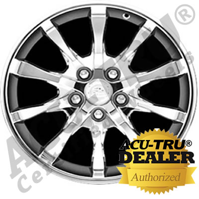 18x8 Cadillac CTS Wheel Rim - 4626 chrome