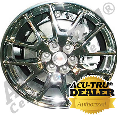 20x8 Cadillac SRX Wheel Rim - 4709 chrome