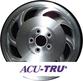 "17"" Chevrolet Corvette Wheel Rim Left - 5007, 5387"