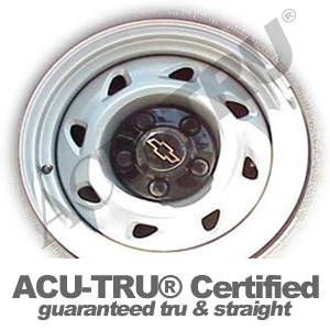 15x7 GMC Steel Wheel Rim - 5030, 5065