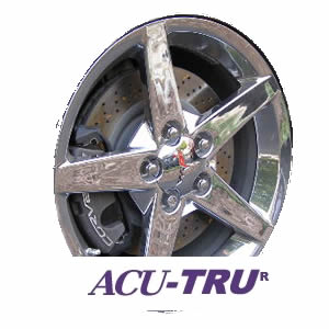 "18"" Chevrolet Corvette Wheel Rim - 5088u85"