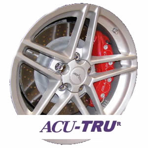 "18"" Chevrolet Corvette Wheel Rim - 5090"