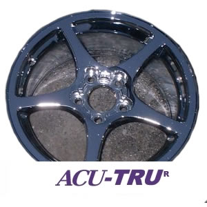 "17"" Chevrolet Corvette Wheel Rim - 5102u85"