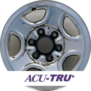 "16"" Chevrolet, GMC Wheel Rim for Various Models - 5129, 5197"