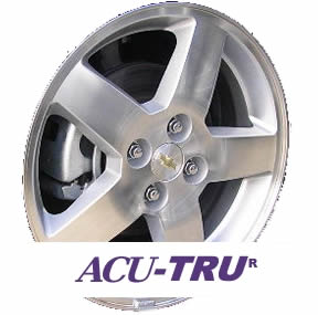"16"" Chevrolet Cobalt, Pursuit Wheel Rim - 5214"