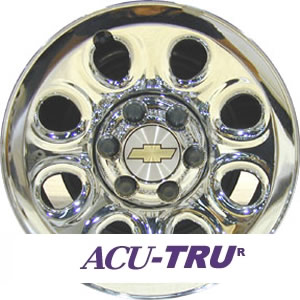 "17"" Silverado, Sierra Wheel Rim - 5223, 8069 chrome"