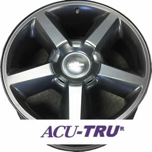 "20"" Avalanche, Suburban, Tahoe Wheel Rim - 5308, 5453 black"