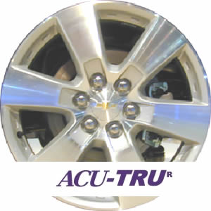 "20"" Chevrolet Traverse Wheel Rim - 5406"