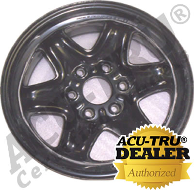 17x7.5 Chevrolet Traverse Steel Wheel Rim - 5407