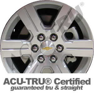 "18"" Chevrolet Traverse Wheel Rim - 5408"