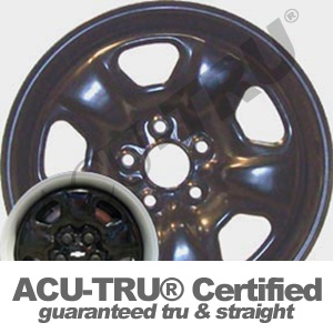 18x7.5 Chevrolet Camaro Steel Wheel Rim - 5440, 5527
