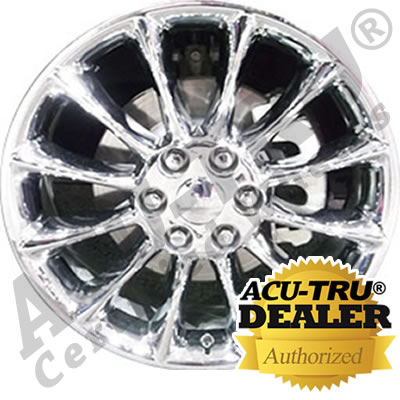 20x7.5 Acadia, Enclave, Traverse Wheel Rim - 5466 chrome