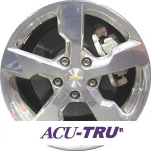 "17"" Chevrolet Volt Wheel Rim - 5481, 5482"