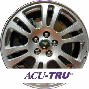 "17"" Jaguar S Type Wheel Rim - 59777"