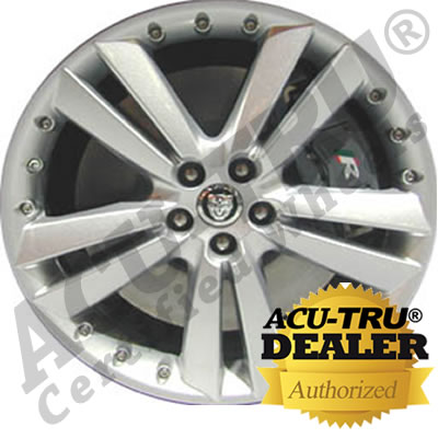 20x8.5 Jaguar Wheel Rim - 59858 front