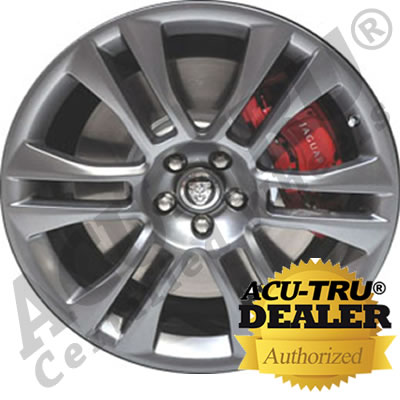20x9 Jaguar XK Wheel Rim - 59882 front