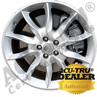 20x9.5 Jaguar XF, XK Wheel Rim - 59881, 59889 rear