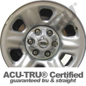 17x7.5 Nissan Titan Steel Wheel Rim - 62436