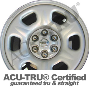 16x7 Nissan Steel Wheel Rim - 62449