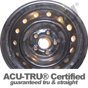 16x7 Nissan Altima Steel Wheel Rim - 62480