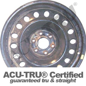 17x7.5 Nissan Steel Wheel Rim - 62482