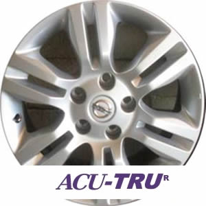 "16"" Nissan Altima Wheel Rim - 62551"