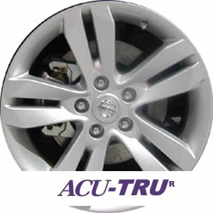 "17"" Nissan Altima Wheel Rim - 62552"