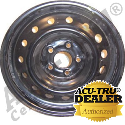 16x7 Nissan Altima Steel Wheel Rim - 62590
