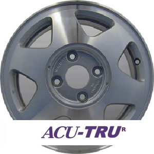 "15"" Honda Accord Wheel Rim - 63731"