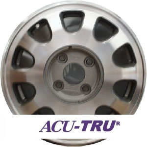 "15"" Honda Accord Wheel Rim - 63740"