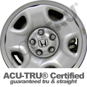 16x6.5 Honda Pilot Steel Wheel Rim - 63848