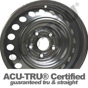 15x6 Honda, Acura Steel Wheel Rim - 63897