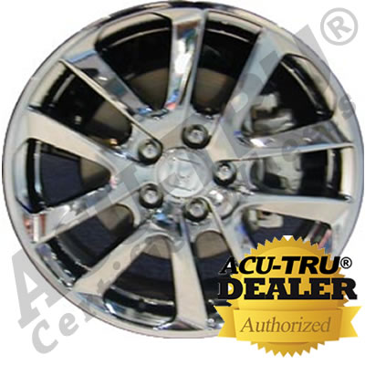 18x7 Honda Crosstour Wheel Rim - 64005