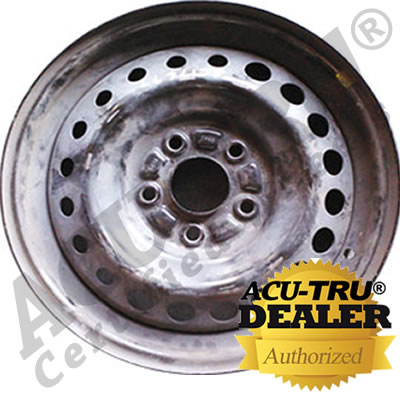 15x6 Honda Civic Steel Wheel Rim - 64023