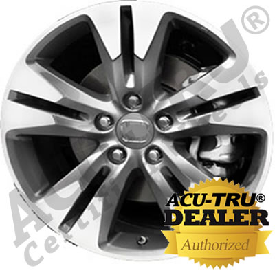 18x7 Honda Crosstour Wheel Rim - 64052