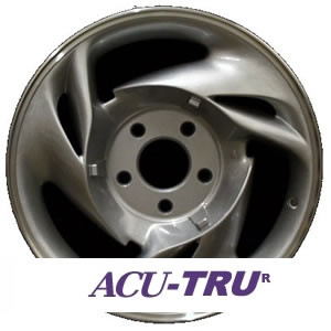 "16"" Pontiac Firebird Trans Am Wheel Rim - 6509"