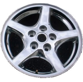 "16"" Pontiac Firebird Wheel Rim - 6516Bu85"