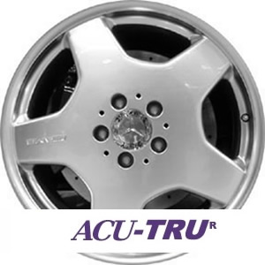 "18"" Mercedes S, CL Class Wheel Rim - 65206"