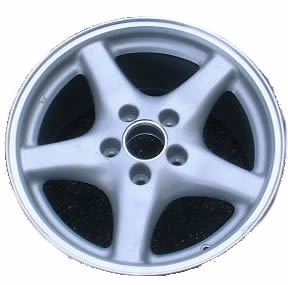 "17"" Pontiac Firebird Wheel Rim - 6521"
