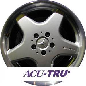 "18"" Mercedes S220, CL500, CL600 Wheel Rim - 65233"