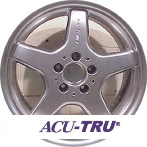 "17"" Mercedes CLK430, CLK500 Wheel Rim - 65257"