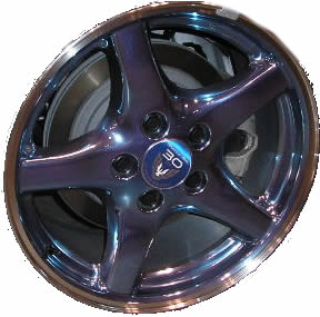 "17"" Pontiac Firebird Wheel Rim - 6531u68"