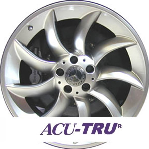 "19"" Mercedes SLR Wheel Rim - 65343 left front"