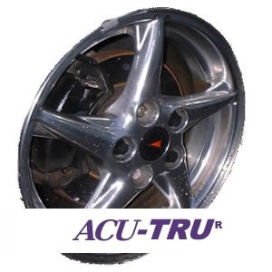 "16"" Pontiac Grand Prix Wheel Rim - 6535Bu80"