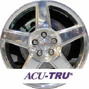 "18"" Pontiac Torrent Wheel Rim - 6630"