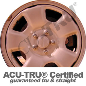 15x6 Subaru Forester Steel Wheel Rim - 68698